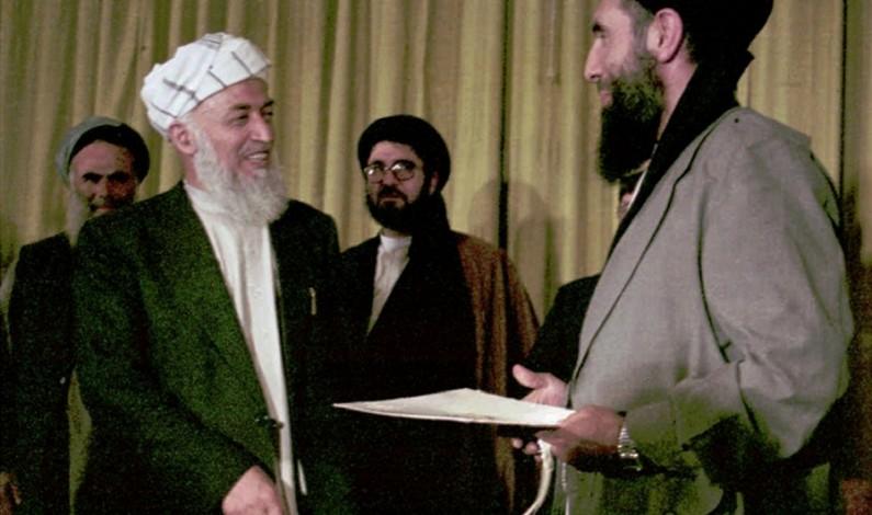 Taliban's Split, Peace and War