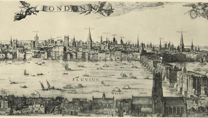 Elizabethan London skyline revisited