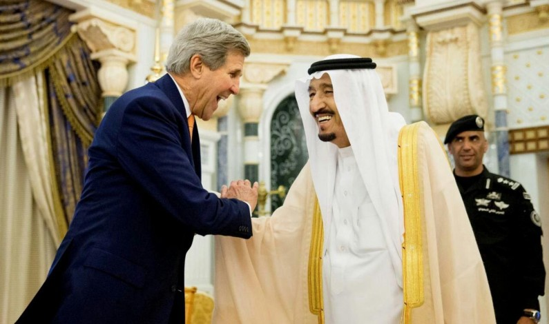 Message from Secretary Kerry to Saudi Crown Prince