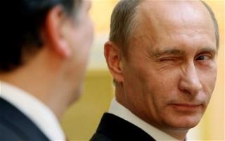 While Western think tanks bashed Putin as the new Stalin, his world wide approval skyrocketed