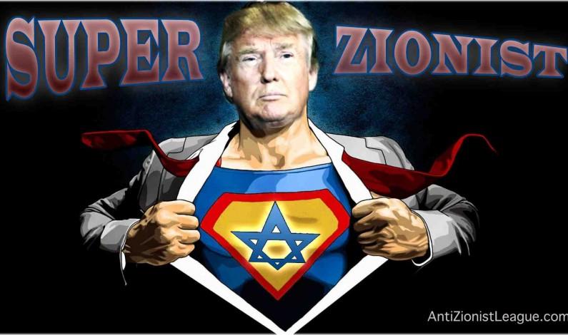 Bombshell revelation! Original draft of Trump's speech to AIPAC