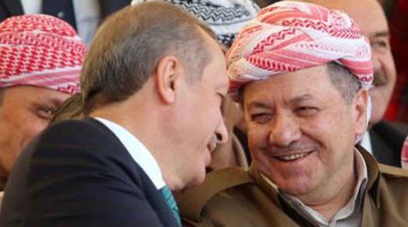 Barzani Kurds Outed by VT Forced to Cut Off ISIS Oil