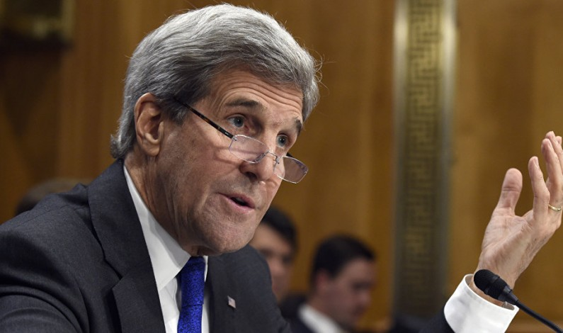 Kerry – Iran Could Be Part of Constructive Resolution to Yemen, Syria Crises
