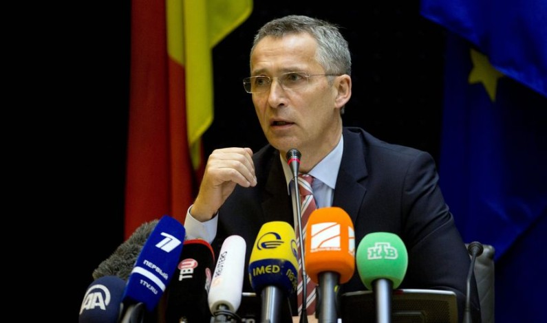 """We need to talk""… Stoltenberg says NATO seeking Russia meeting"