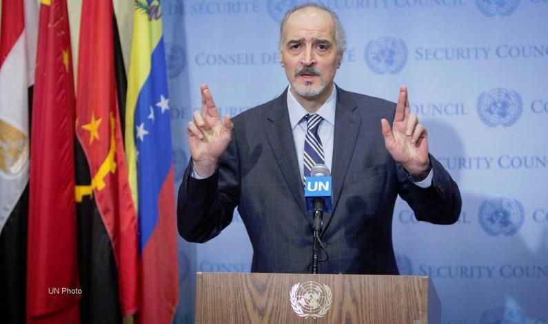 Syria ready to discuss inclusive unity government: Ja'afari