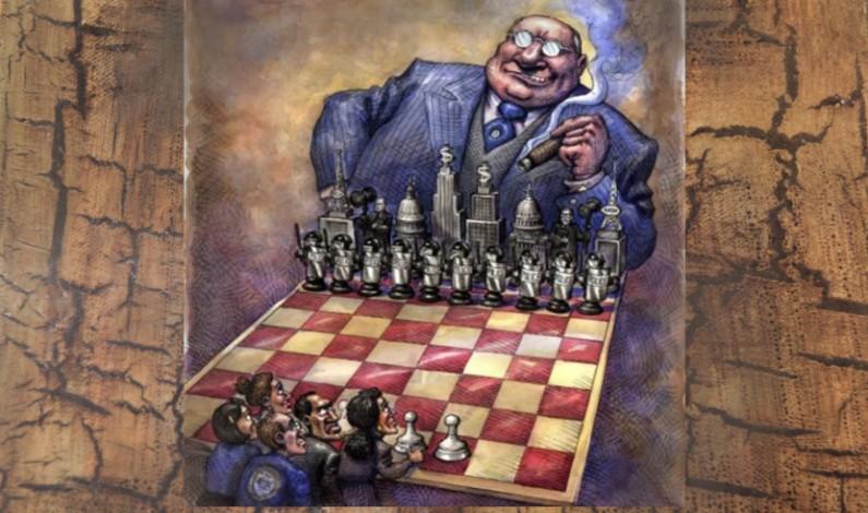 Khazarian Mafia's system of Cartels