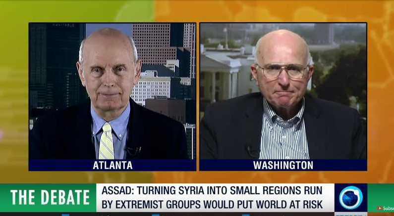 Debate: Syria's parliamentary elections – Jim W. Dean with Lawrence Korb