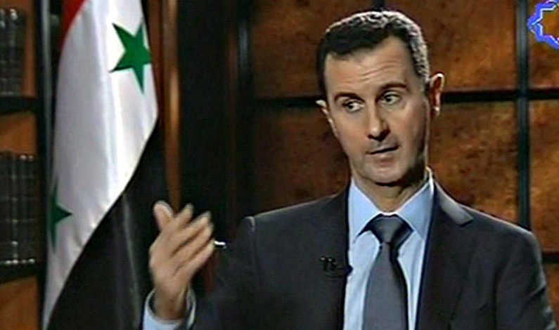 Assad: Syria's Aleppo to become graveyard for Erdogan's regime