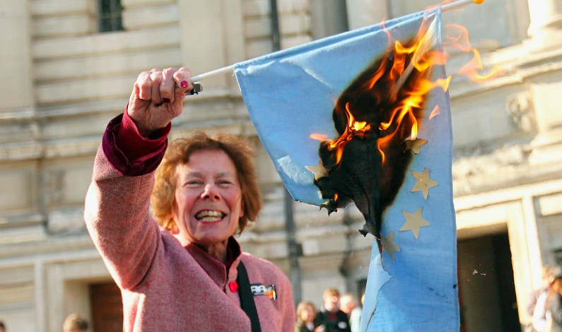 Countering the British Government's Propaganda on the EU Referendum