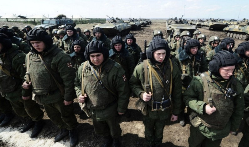 What's Behind the Creation of Russia's New National Guard