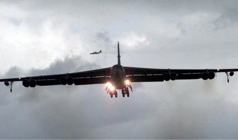 US Deploys Strategic B-52 Bombers in Qatar to Combat ISIS