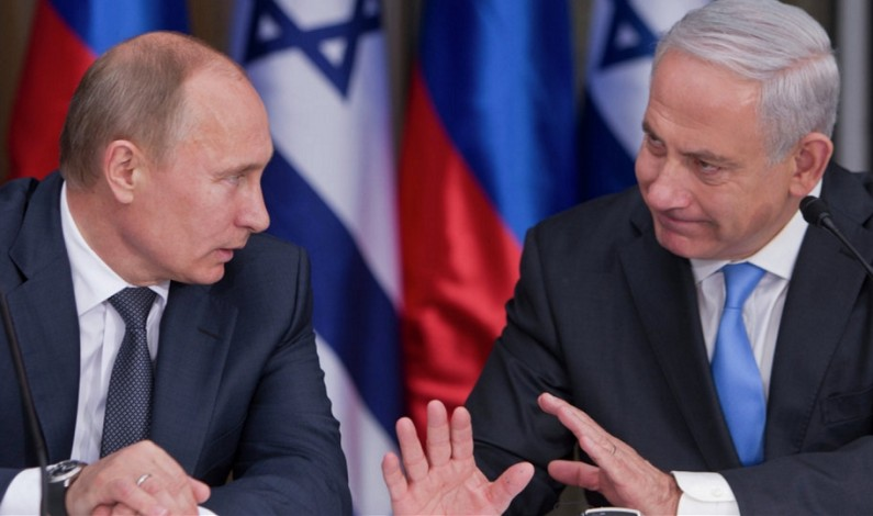 Netanyahu names red lines of Israel's security at meeting with Putin