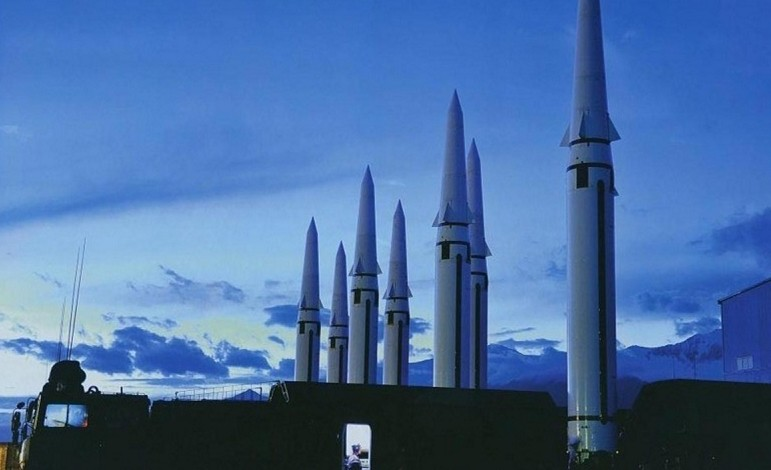 World's Most Powerful Ballistic Missile Tested by China