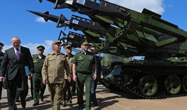 A New Cuba Missile Crisis on the Way?