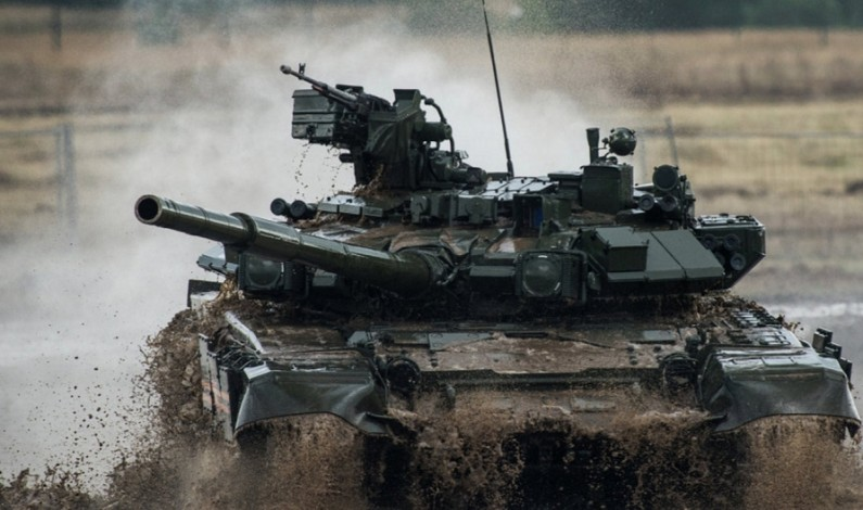 Death Proof: Russia's T-90 Tank Withstands US Missile Attack in Syria