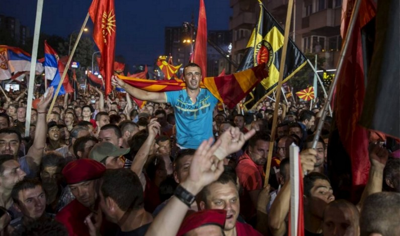 NEO: Warning Signs: A Contrived Macedonian Revolution on Tap