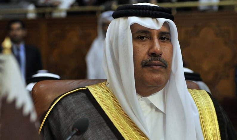 Qatar's ex-Foreign Minister reveals: Qatar and Saudi Arabia start and escalate the Civil War in Syria