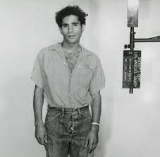 Sirhan Sirhan after his arrest