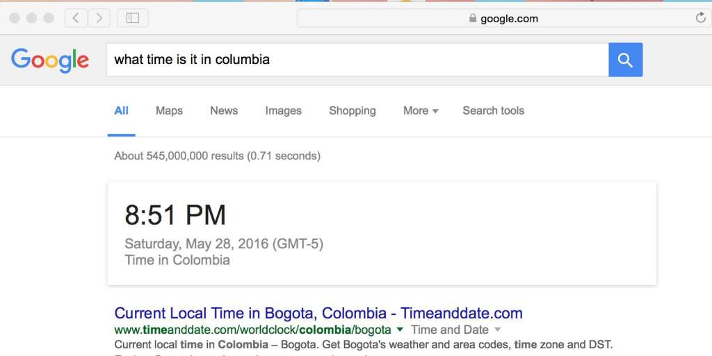 Google what is today's date in Perth