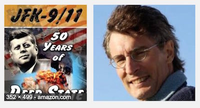 """Laurent Guyenot's """"JFK-9/11"""" shows the same forces (including Israel) were behind both """"deep events"""""""