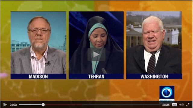 Watch The Debate at Press TV