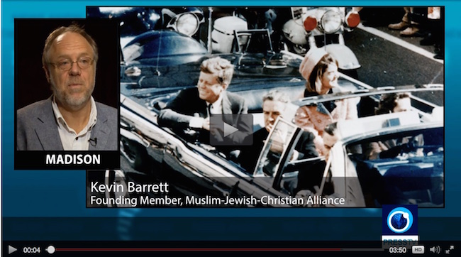 Press TV: Johnson, Dulles, Mossad plotted Kennedy murder