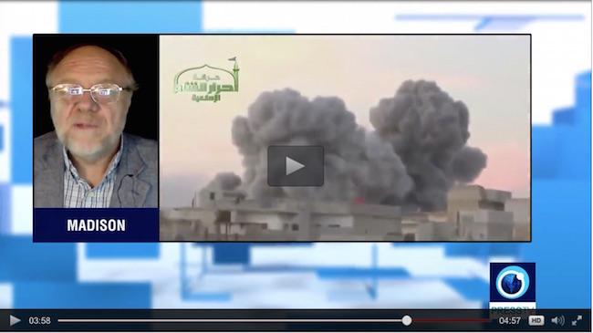Slamming the Saudis on Press TV