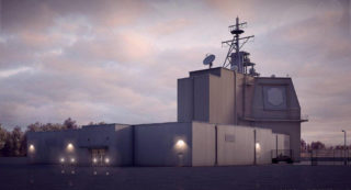 Our sources tell us the Romanian missile shield facility has been operational for two years.
