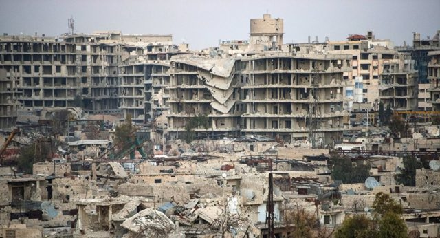The devastation in Syria is worse than most can imagine