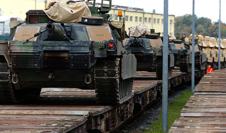 NATO Buildup on Russia's Borders: Mobilization for War or Just Business?