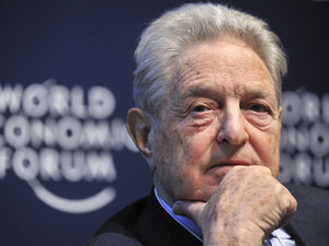 Why is it that George Soros and call any US cabinet officer like the Sec. of Treasury and get right through?