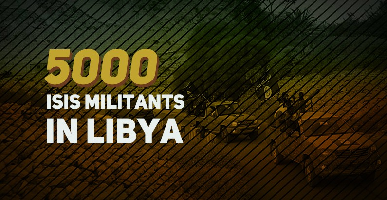 ISIS expands the influence in Libya