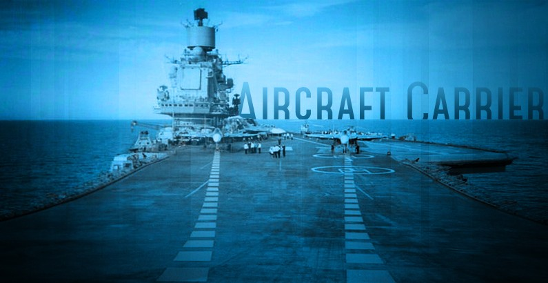 Russia Defense Report: Aircraft Carrier Program