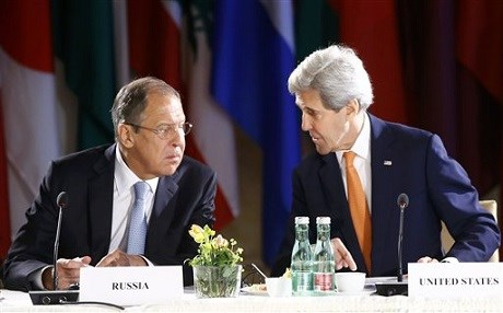 US and Russia give teeth to Syria support group