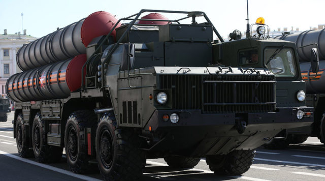 The S-300 - with upgrades