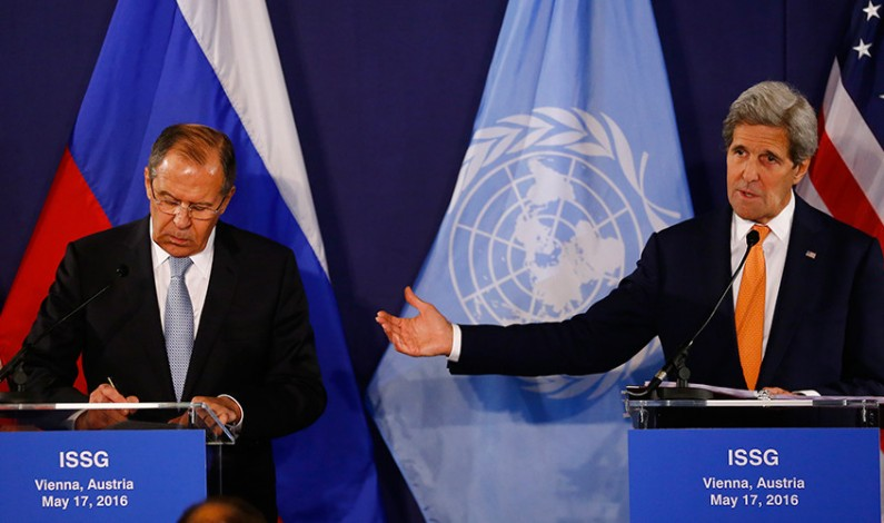 Syria meeting sees progress, agrees to turn truce into real ceasefire