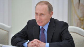 The West pretend-a-leaders continue to make fools of themselves by calling Putin a dictator