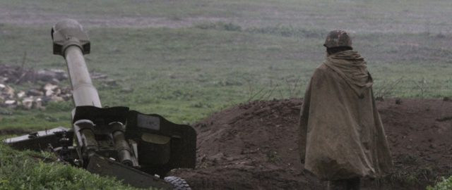 All is not quiet on the Eastern front of Nagorno_Karabakh