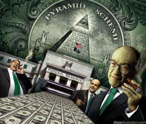 The early bankster days