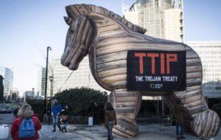 Trojan horse NATO TTIP