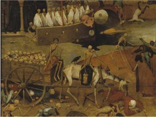 Bruegel: The Triumph Of Death