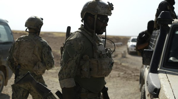Terrorist Kurdish badges on US soldiers unsuitable for US-Turkey relations – deputy PM
