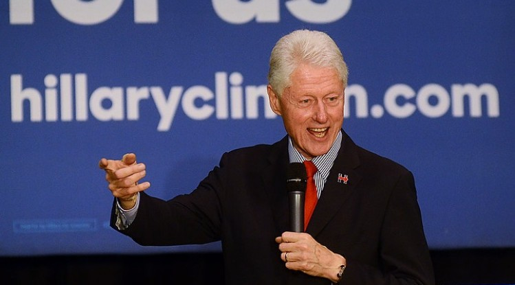 Bill Clinton sticks both feet in his mouth on Putin dictatorship comment