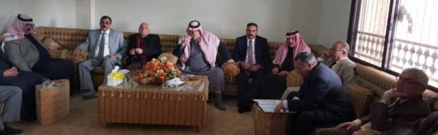 Syrian tribal sheiks met in Qameshli to discuss Kurdish autonomy
