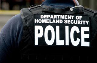 Police Homeland Security