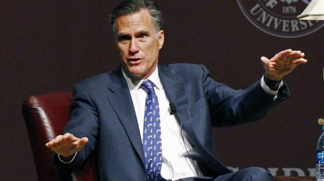 Romney is flying close to the sun by bringing up who is not fit to be president