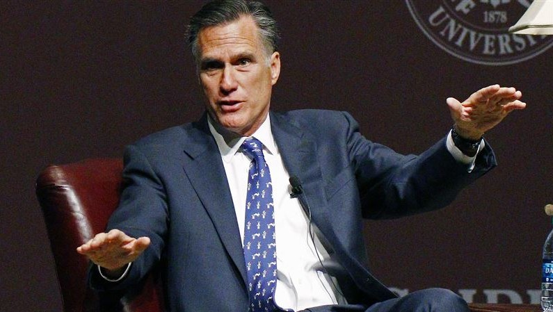 Romney leading group to draft candidate to stop Trump