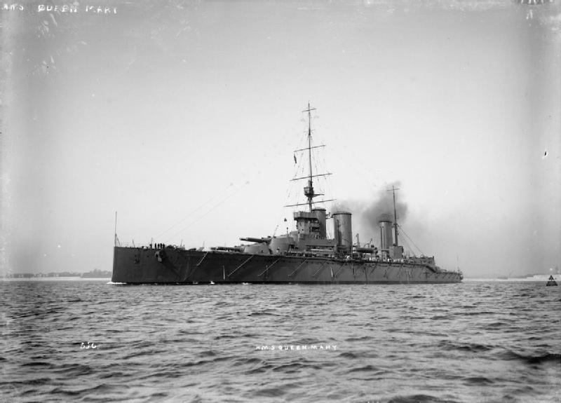 HMS_Queen_Mary