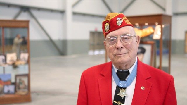 Wood Williams is 92 now. When I interview him he was still doing 85 plane trip events a year, and did not even count all the West Virginia ones, over 200 a year