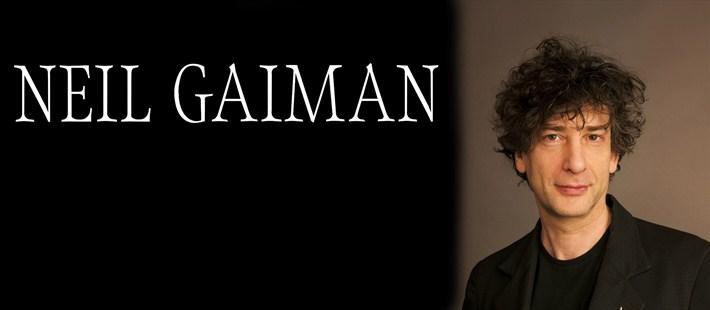 Neil Gaiman 2013